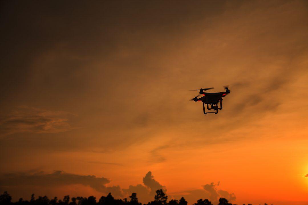 Uso de los drones