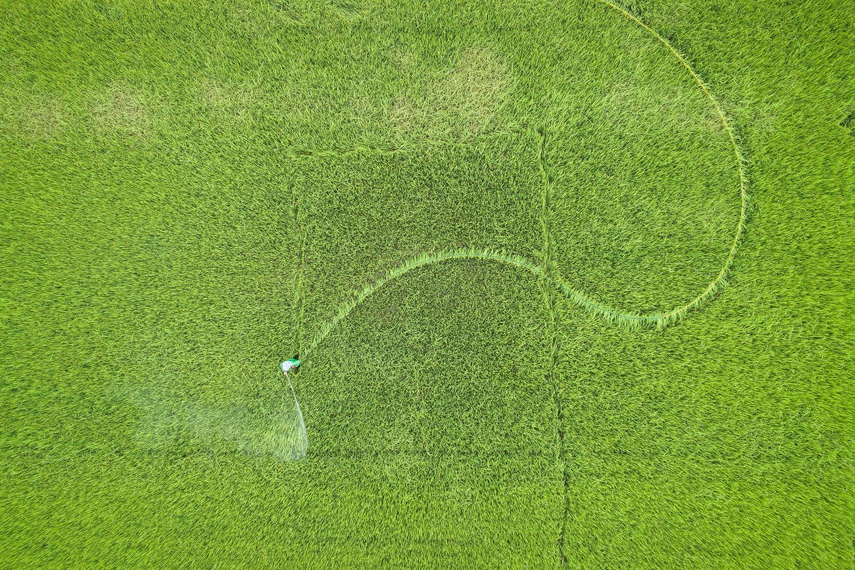 Drones para agricultura