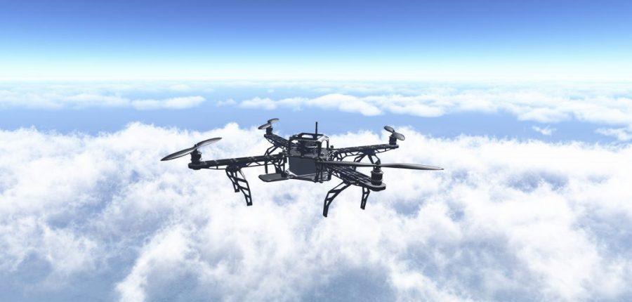 Drones como alternativa para polinizar