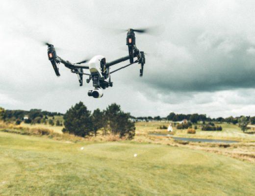 Usos más comunes de un drone