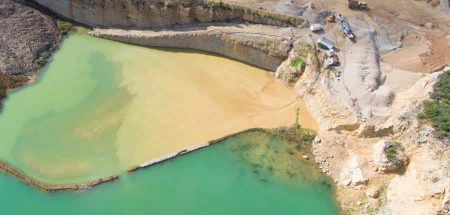 Aplicaciones de drones en minería y obras civiles