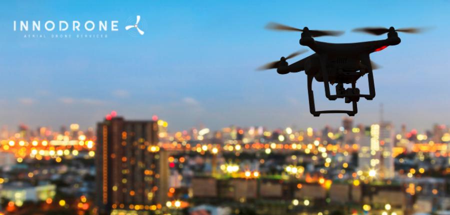 Aplicaciones de los drones en la arquitectura.