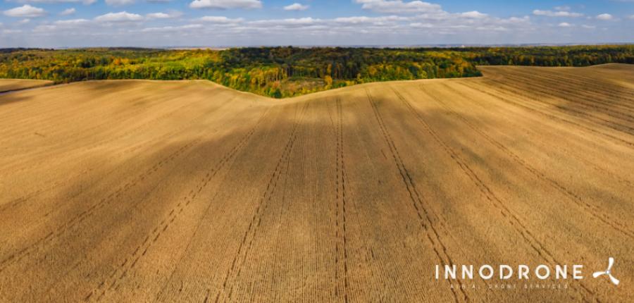 Drones y teledetección agrícola